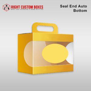 Seal End Auto Bottom