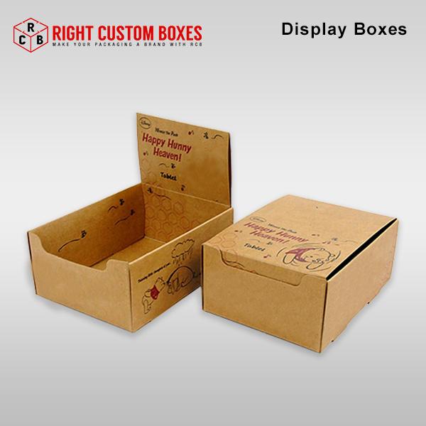 Cardboard Display Packaging