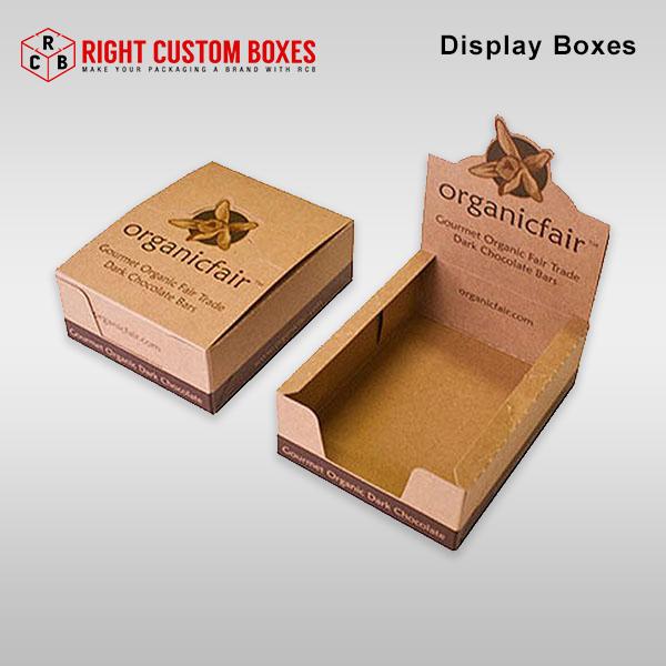 Kraft Display Packaging