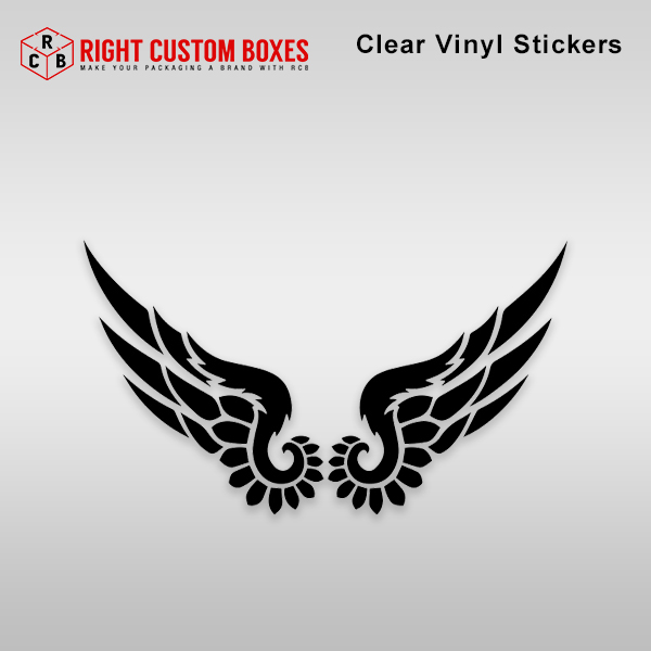 Clear Vinyl Stickers