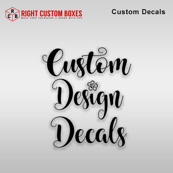 Custom Decals wholesale
