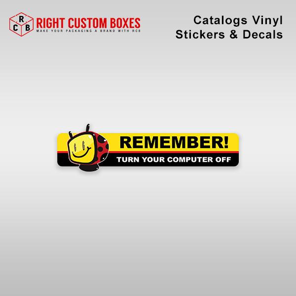 custom vinyl sticker decal