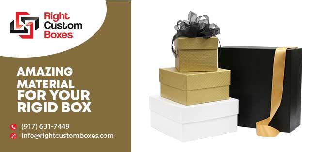 rigid box wholesale